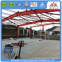 Manufacturer China reliable EPS sandwich panel wall warehouse