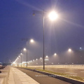 Q235 Q345 steel outdoor galvanized lamp post decorative lighting pole with cheap price