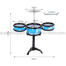 OEM Kids Children Toy Musical Instrument Jazz Drum Set
