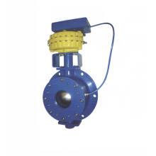 Válvula Pneumática de Entrada de Esfera / Válvula Dome (GYDF-B)