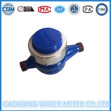 Multi Jet Vane roda de medidor de água seca na China Factory