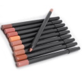 OEM Cosmetic Lip Liner Lápiz labial impermeable