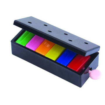 Plastic Magic Rainbow Bricks For Promotion