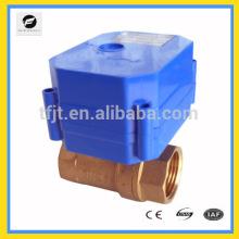 Dc9 не-24В 2-полосная угол управления электрические клапаны со степенью 0,30,60,90 для Ирригационного оборудования,питьевой воды оборудование