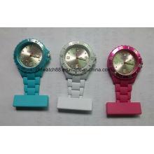 Analog Quartz Plastic Nurse Watch with Cheap Price