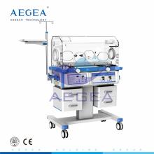 Ventas médicas del fabricante de la incubadora del bebé del tratamiento médico de la atención sanitaria del hospital