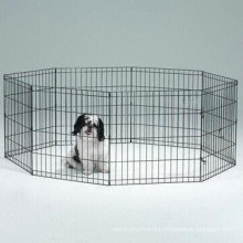 Outdoor Safety Metal Dog Runs Fence