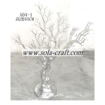 Wholesale Popular Wedding Decoration Plastic Trees