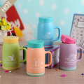 Ceramic Heat Insulated Tea Cup