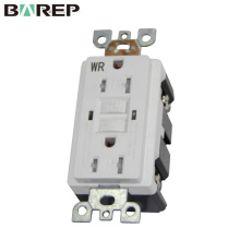 UL943 Standard China supplies gfci commercial electrical outlets