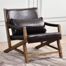 Chaise en bois massif meubles en bois Style nordique