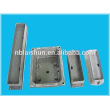 Обычное порошковое покрытие, окраска штамповка алюминия