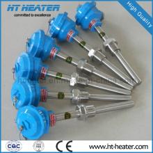 Température en thermocouple type K en acier inoxydable