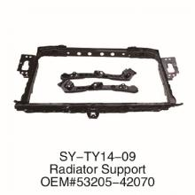 TOYOTA RAV4 2009-2013 Radiator Support
