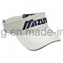Gorra / visera de Sun del béisbol modificada para requisitos particulares, sombrero de Sun de los deportes