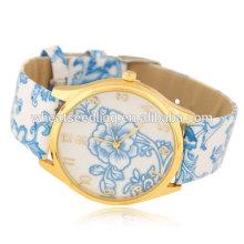 Bracelet classique en cuir bracelet en quartz pour filles