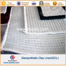 Bentonite Impermeable Membrana Geosintético Clay Liner Gcl