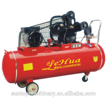 Compressor de ar portátil do pistão da correia do óleo de 4kw 3hp jucai