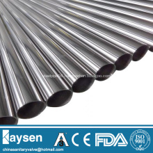 Sanitary Seamless pipes BS4825 Stainless steel