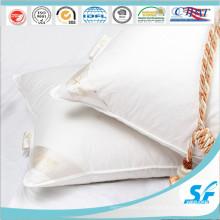 Taie d'oreiller en duvet de canard en coton bon marché chinois