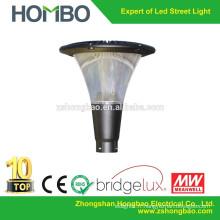 Éclairage en aluminium à éclairage LED Commutation Alimentation lumières de jardin