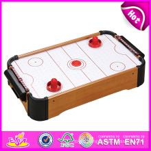 2014 New Wooden Air Hockey Table, Latest Air Hockey Table for Home, Indoor Wooden Air Hockey Table Toy Factory W11A028
