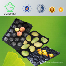 FDA Approved Food Grade Custom Thermoformed Blister Packaging 39X59cm Plastic Fruit Container