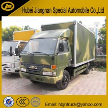 JMC Small Dry Box Van Truck