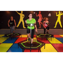 Commercial Spring Free Trampoline Jumping Gym Fitness