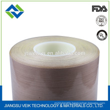 Red PTFE coated fiberglass fabric new products