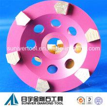 Speical Segment Cup Schleifscheibe für Betonoberfläche