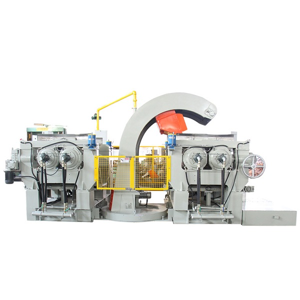 16 Inch Rubber Plastic Automatic Crusher Mill Machine2
