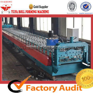 Floor Plate Forming Machine for Steel Structural Construction