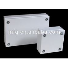 Sheet metal stamping distrubution enclosure(box)