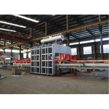 Wood Based Particle Board of Lamination Hot Press Line