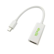 Mini Displayport to HDMI Adapter Support 4k*2k