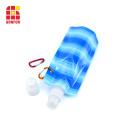 Saco de água dobrável para crianças BPA grátis
