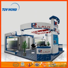 Rent exhibition or trade show stands design from Shanghai,China 6*10
