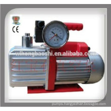 high efficiency fast cooling 2stage vacuum pump 1 year warranty