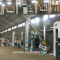 Wheat Seed Processing Plant