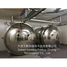 168 Pintu Ganda Freeze Dryer