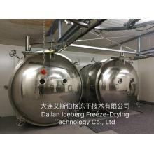 Porta dupla do secador de congelamento 168