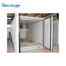 Conteneur d'entreposage frigorifique de chambre froide de 20 pieds