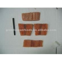 Chum salmon portion