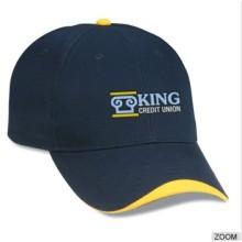 Neuer Art-kundenspezifischer Baseballmütze-Stickerei-Hut