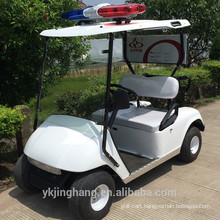 4seat gas powered special police patrol car for sale