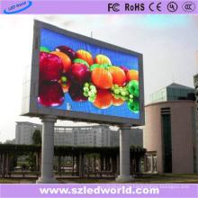 Высокая Яркость полный Цвет Открытый светодиодный дисплей панели экран