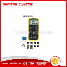 DT5802(CE)/ DT5803(CE)/DT5808(CE) Poular large screen multimeter