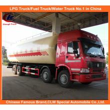Heavy Duty Dry Bulk Powder Tank Truck 20tons for Sale