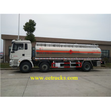SHACMAN 22000L Gasoline Tank Trucks